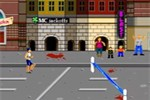 spel over boston marathon zorgt voor opschudding video