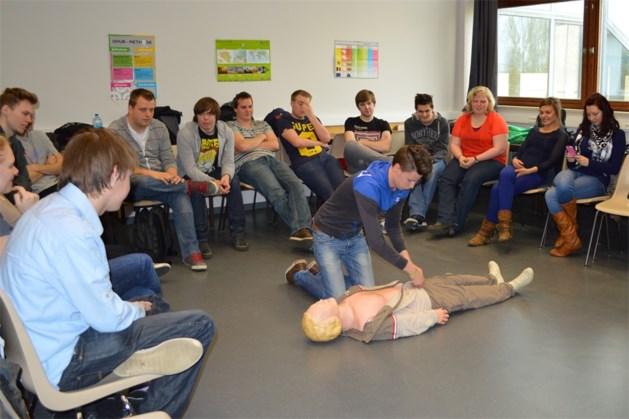 EHBO-opleiding voor studenten PXL-Education