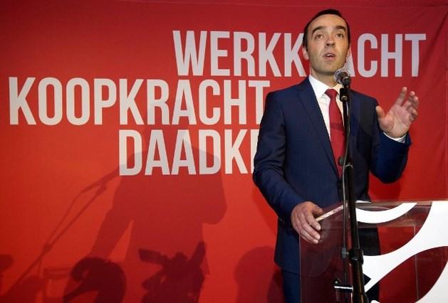 """""""Elke euro uit fraudestrijd naar lastenverlaging arbeid"""""""