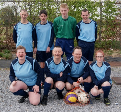 G-team Ophoven is kampioen