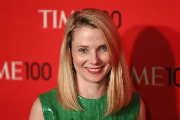 Topvrouw Yahoo! krijgt 27 miljoen euro voor half jaartje werk