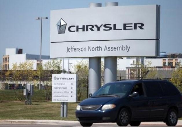 Verkopen Amerikaanse autofabrikanten op thuismarkt omhoog