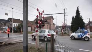 Meer ongevallen aan spooroverwegen in 2012