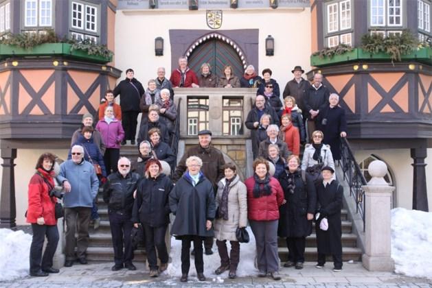 Cantus Vocum p concertreis in Halberstadt