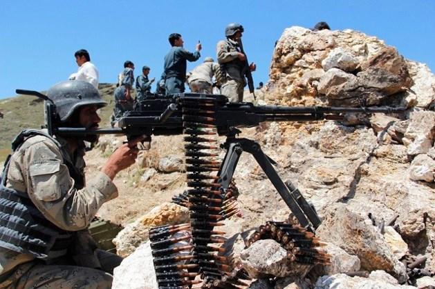 Acht NAVO-soldaten omgekomen in Afghanistan