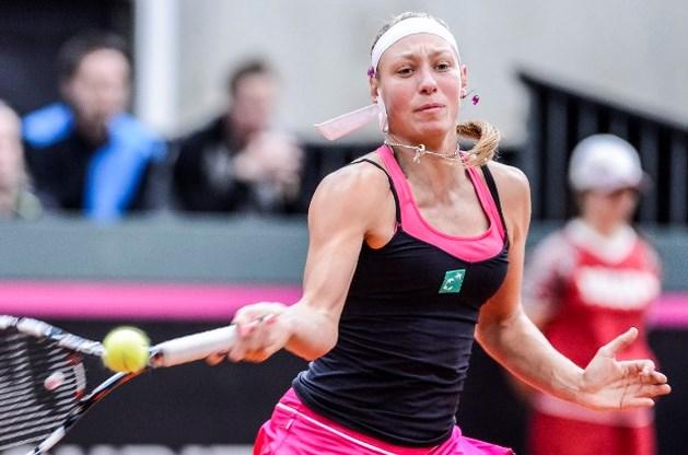 Wickmayer verliest nipt van Kvitova in Madrid