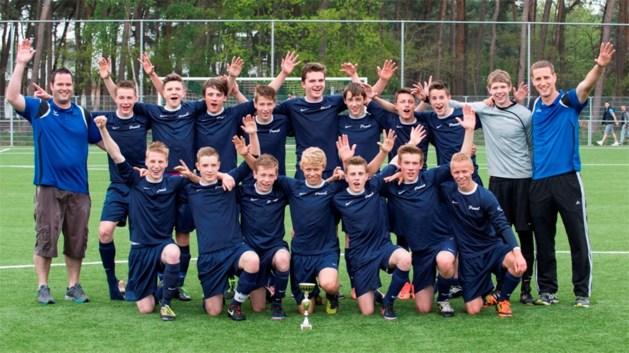 Kadetten Provil Vlaams kampioen