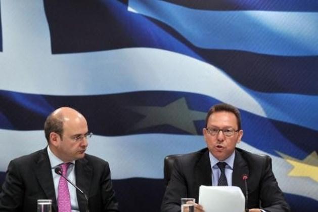 """""""Griekenland eind 2014 naar obligatiemarkt"""""""