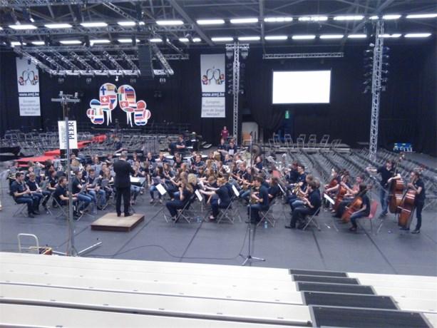 Jeugdorkest Koninklijke Harmonie van Peer behaalt 1ste prijs Cum Laude