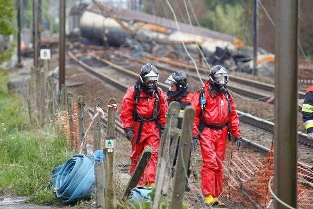 Nieuw bodemonderzoek aan spoorwegberm in Wetteren