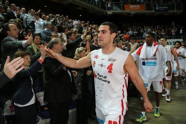 Roel Moors voor 4e keer beste Belgische basketter