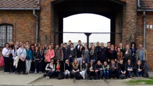 Leerlingen Alicebourg bezoeken Auschwitz-Birkenau en Praag