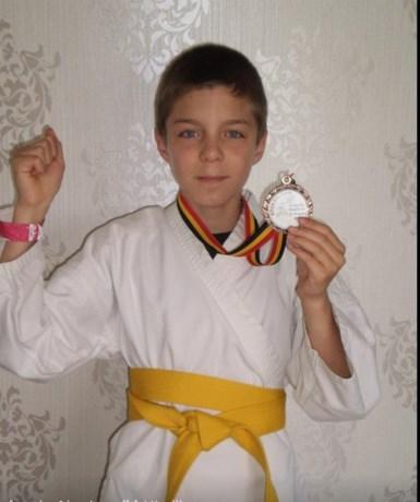 Noa Mertens behaalt 3e plaats op belgisch kampioenschap G karate