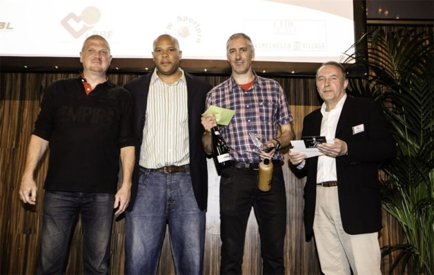Ludo Horions (BKT) verkozen tot 'Limburgse Coach van het Jaar'