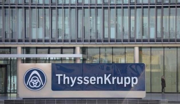 ThyssenKrupp schrapt 3.000 administratieve banen