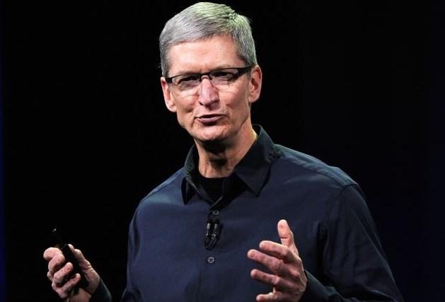 Fan betaalt 471.500 euro voor kopje koffie met Apple-topman