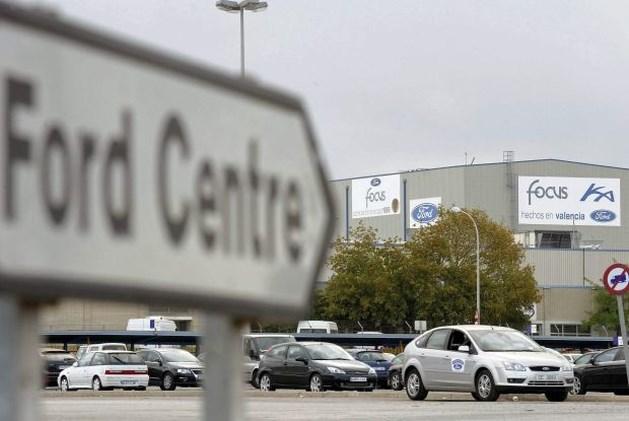 Europa onderzoekt aangekondigde staatssteun voor Ford Valencia