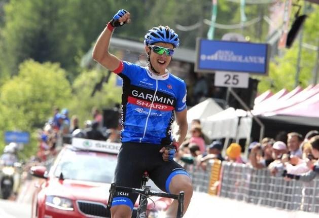 Navardauskas soleert naar ritzege in Giro