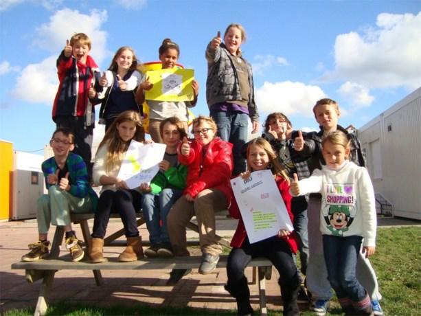 Freinetschool 'op Stelten' wordt 5 jaar