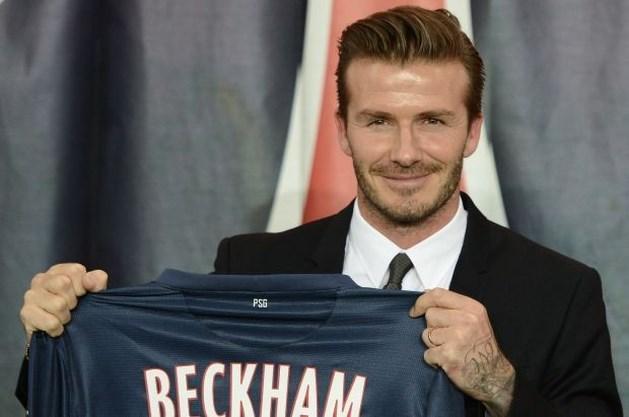 PSG-voorzitter wil David Beckham in nieuwe rol aan club binden
