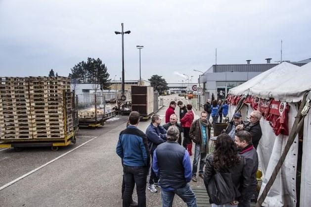 Vakbonden ruimen piket op aan Ford-fabriek