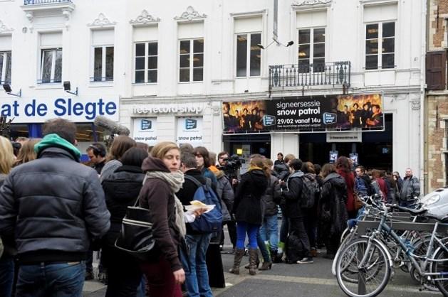 Voortbestaan Free Record Shop hangt aan zijden draadje