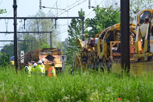 Spoorwerken in Bilzen