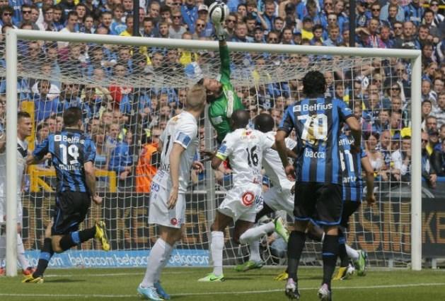 Genk sluit seizoen af met 1-0 nederlaag in Brugge