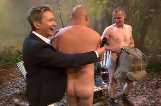Paul De Leeuw gaat naakt in 'Manneke Paul'