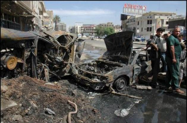 Vijf doden na aanslagen in Noord-Irak