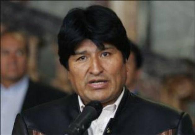 Boliviaanse president mag derde mandaat starten bij herverkiezing