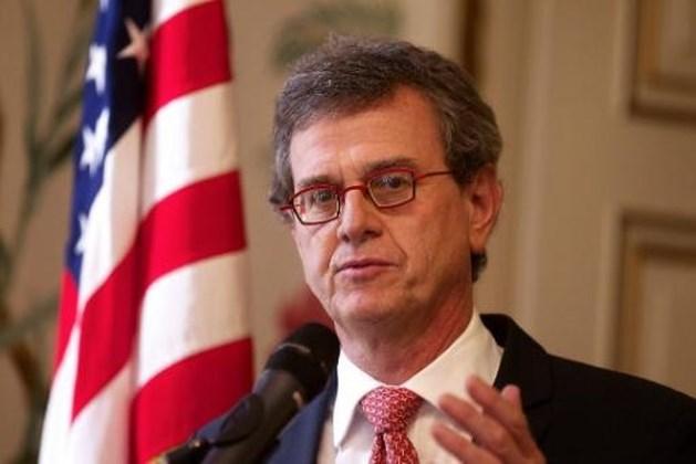 Exmar strikt VS-ambassadeur Gutman als bestuurder