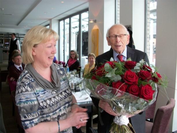Hasseltse volkstuinen vierden 92-jarig bestuurslid