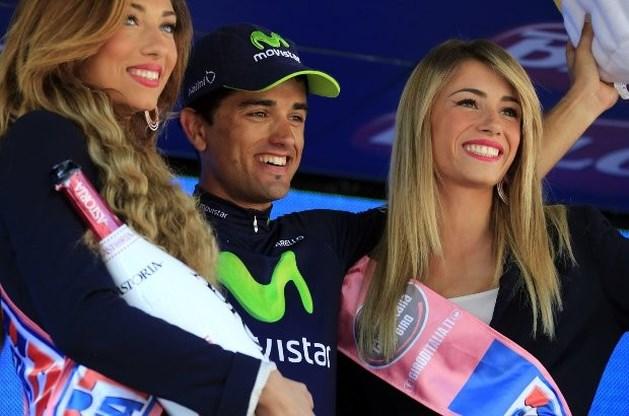Intxausti pakt Giro-rit, Nibali blijft leider