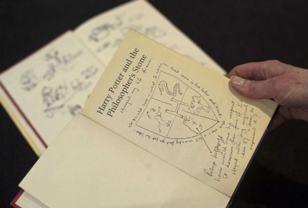 Veiling eerste editie Harry Potter-boek vestigt record