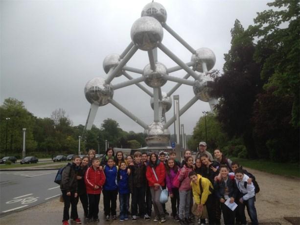6de leerjaar Sint-Albertus in Brussel