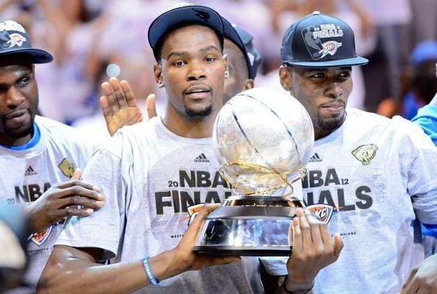 NBA-ster Kevin Durant geeft miljoen dollar aan Oklahoma-slachtoffers