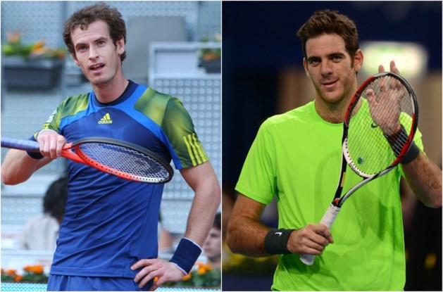 Murray en del Potro geven forfait voor Roland Garros