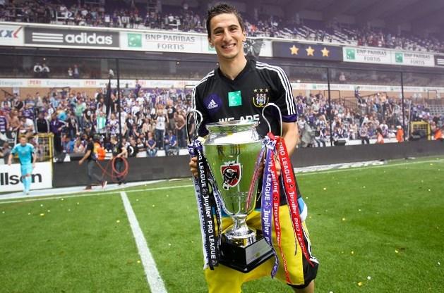 Iakovenko (Anderlecht) verkast naar Fiorentina
