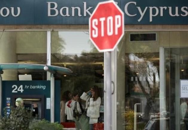 Cypriotische centrale bank waarschuwt voor sterkere krimp dan tot nu toe verwacht