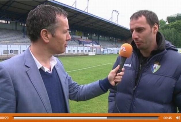 Promotiewedstrijd Sporting Hasselt live op TVL