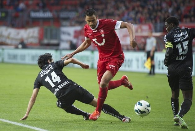 Chadli kan Twente niet aan Europees ticket helpen