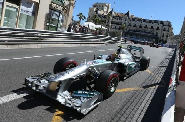 Red Bull en Ferrari betwisten successen Mercedes