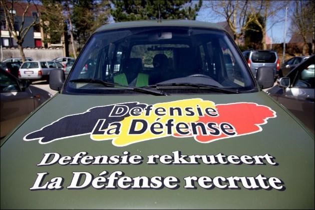 Jobdag Defensie in Leopoldsburg