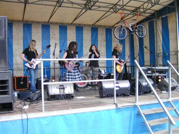 Spetterend optreden van The Derps