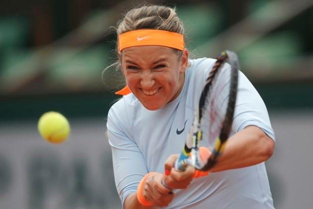 Victoria Azarenka naar tweede ronde Roland Garros