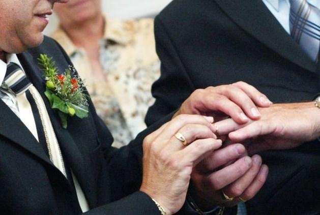 Tienduizend Belgische homo's traden in het huwelijk