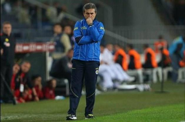 Trainer Aykut Kocaman verlaat Fenerbahçe