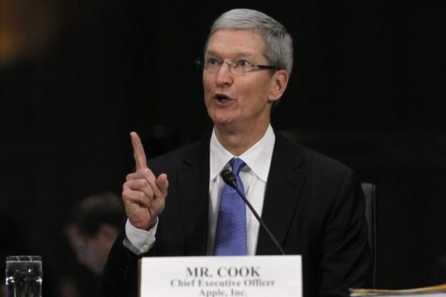 Tim Cook belooft dat Apple zal blijven innoveren