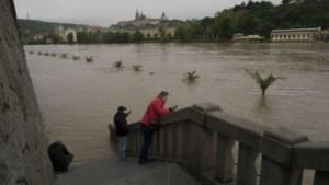Minstens twee doden door hevige regenval in Tsjechië